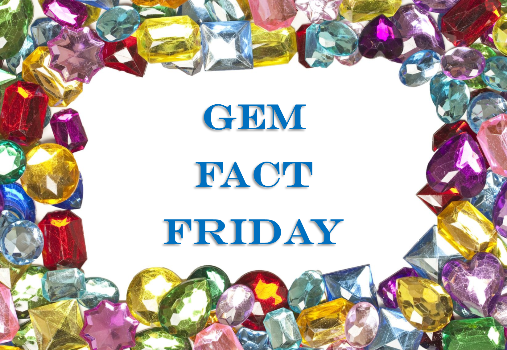 Gem Fact Friday - Spinel